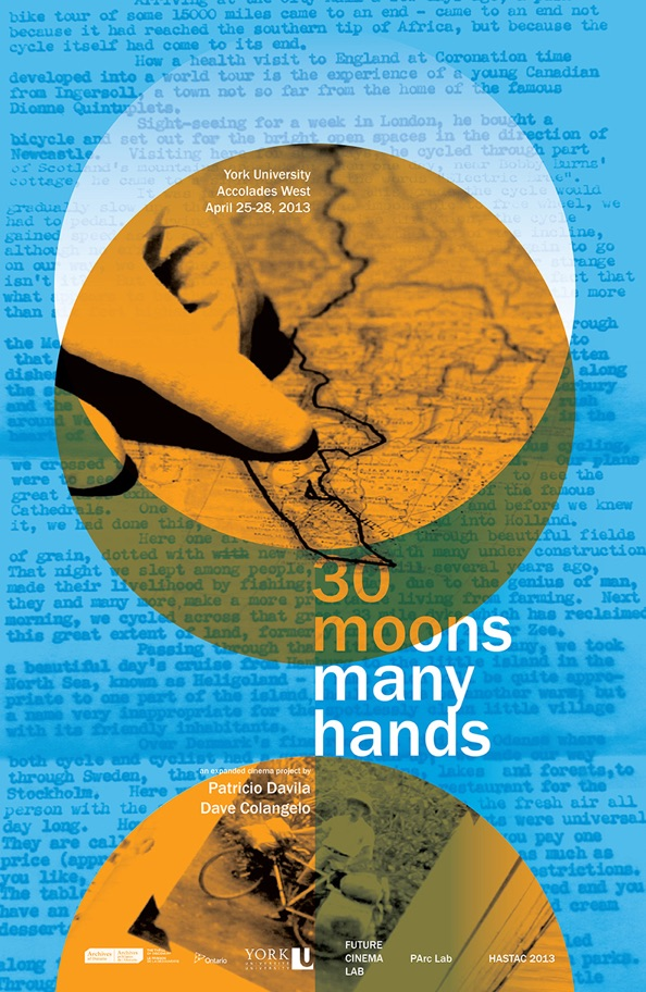 30 Moons Many Hands